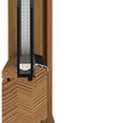 Drzwi drewniane softline