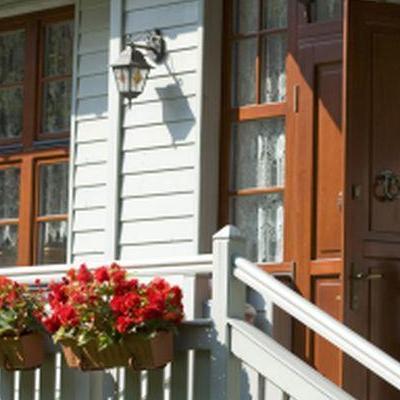 Drzwi drewniane 12