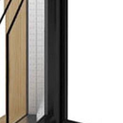 Okno drewniano aluminiowe 5