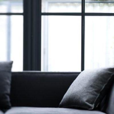 Okno drewniano aluminiowe 6